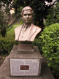 essay on srinivasa ramanujan essay on srinivasa ramanujan in hindi srinivasa ramanujan essaysrinivasa ramanujan bust of ramanujan in the garden of birla industrial amp technological