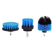 3pcs <b>2 3.5 4 inch</b> Tile Grout Power Scrubber Cleaning <b>Drill</b> Brush ...