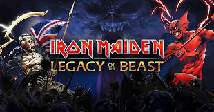 <b>Iron Maiden</b> Game | Be Part of the Legacy