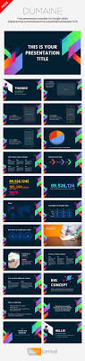 best ideas about presentation templates this presentation template features a really modern and bold design the geometric shapes over