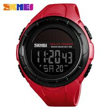 SKMEI Fashion <b>Outdoor Sports</b> Watch 50m Waterproof <b>Multifunction</b> ...