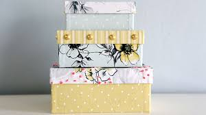 fabric storage boxes charming office craft home wall storage