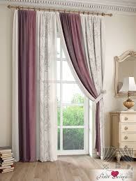 Классические шторы jasper цвет: марсала <b>томдом</b> из ...