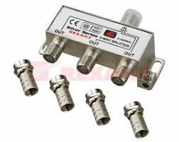 <b>Разъём Rexant</b> ТВ краб 3+4 под <b>F</b> в коробке 05-6102-1-01 купить ...
