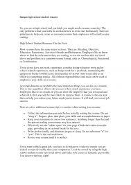 resume high school sample student resume for college application resume high school sample student resume for college application how to make a resume for a college sample resume