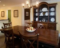 room china cabinet display