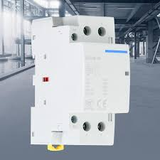 AC Contactor Din rail Household Low Power Consumption ...