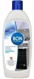 <b>Средство для чистки</b> и полировки нержавеющей стали <b>Bon</b> BN ...