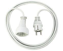 <b>Brennenstuhl удлинитель Quality Extension</b> Cable, 2 м., белый ...