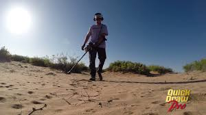 <b>Bounty Hunter Quick Draw</b> Pro Metal Detector - YouTube