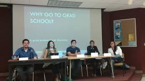 graduate degree program school of journalism and mass why go to grad school