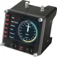 <b>Logitech</b> Flight Instrument Panel (945-000008) – купить ...