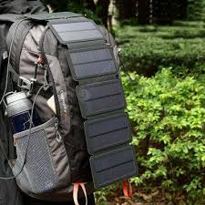 Coupon For <b>Solar Charging Panel Removable</b> Folding Mobile ...