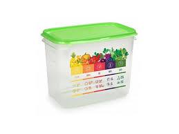 <b>Контейнер</b> Vitaline, 1 л, салатный, BEROSSI (Изделие из ...