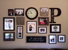 home interior decoration frame wall decor