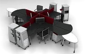 modular office furniture fusion quad buy modular workstation furniture