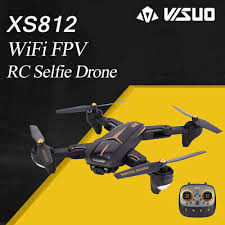 VISUO XS812 <b>2.4G</b> GPS 5G WiFi FPV With Camera Altitude Hold ...