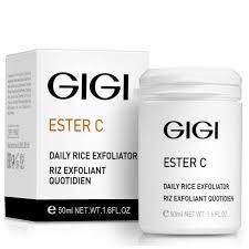 Рисовый эксфолиант <b>GIGI</b> Ester C Daily Rice Exfoliator, 50 мл ...
