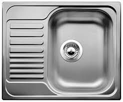 Купить Врезная <b>кухонная мойка Blanco Tipo</b> 45S Mini 60.5х50см ...