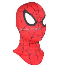 Super Cool <b>Spiderman Mask</b> Adult and Kids Full Head Halloween ...