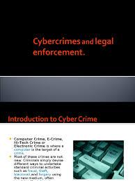 cyber crime presentation computer crime crimes