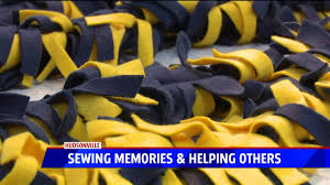 13-year-old sells <b>scarves</b> in memory of grandparents | Fox17