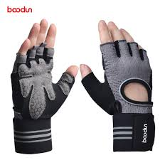 <b>BOODUN Men Women's Gym</b> Gloves Dumbbell Workout Sport ...