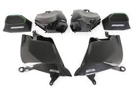 <b>BMW F90</b> M5 <b>Carbon</b> Cold Air Intake - ARMA SPEED
