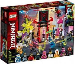 Купить <b>конструктор lego ninjago</b> 71708 <b>киберрынок</b> в интернет ...