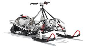 2018 polaris 600 rush pro s snowmobile axys® chassis