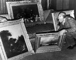 Resultado de imagen de arte robado a  alemania en 1945