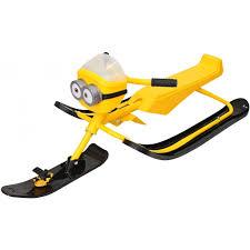 <b>Snow Moto Minion</b> - <b>снегокат despicable ME</b> желтый купить в ...