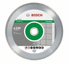 <b>Алмазный диск</b> Standard for Ceramic (230х22.2 мм; <b>10 шт</b>.) <b>Bosch</b> ...