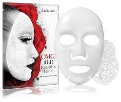 Double Dare <b>баббл</b>-<b>маска очищающая с экстрактами</b> 8 красных ...
