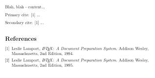 biblatex multiple bibliographies reference lists using multibib embedded png