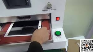 <b>2016 new arrive</b> laminating machine for the Ipad air 2 ZT-041 ...