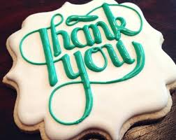 Image result for thank you for the baked goods