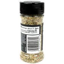Frontier Organic <b>Salt</b>-<b>Free All</b>-<b>Purpose Seasoning</b> 2.5 oz. - Frontier ...