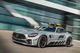 Mercedes-AMG GT R new pace <b>car</b> in the 2018 Formula 1 season ...