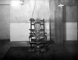اعدام با برق و صندلی برقی