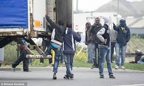 Image result for pas de calais migrants