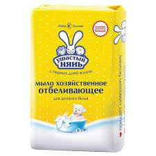 Цена на <b>Мыло хозяйственное Ушастый</b> нянь, для детского белья ...