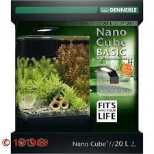 Купить <b>аквариум Dennerle NanoCube Basic</b> объемом от 10 до 30 ...