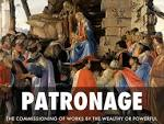 Images & Illustrations of patronage