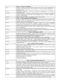 sample paper of lucknow university eduvark lucknow university b com part iii syllabus