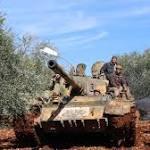Türkische Armee beschießt syrische Regierungstruppen in Afrin
