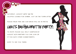 bachelorette party invitation template com bachelorette party invitation templates theruntime