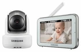 <b>Видеоняня Samsung</b> SEW-3043WP — купить по выгодной цене ...