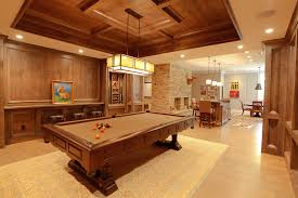 lighting basement ceiling options basement transitional with stone flooring cabinets full height cabinets full height basement lighting options