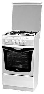 Комбинированная плита <b>DELUXE 5040.21гэ</b>(<b>кр</b>) ЧР купить по ...